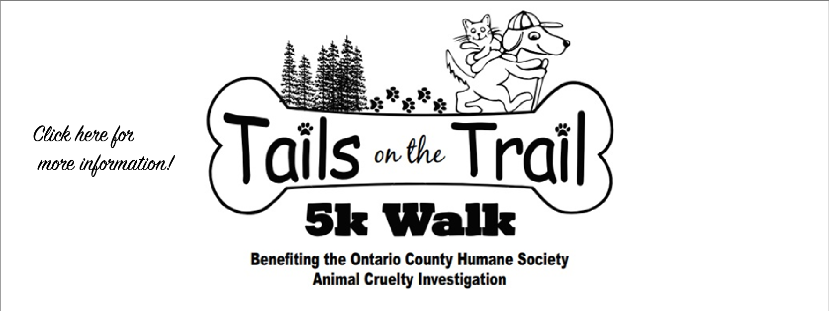 5th annual tails on the trail